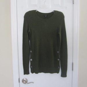 NWT Very Cute Olive green sweater